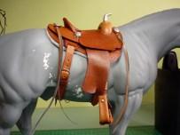 Nearly finished - saddle strings