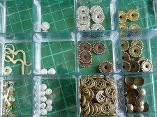 The never ending search for 1/6 scale conchos