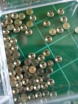 Tiny watch parts