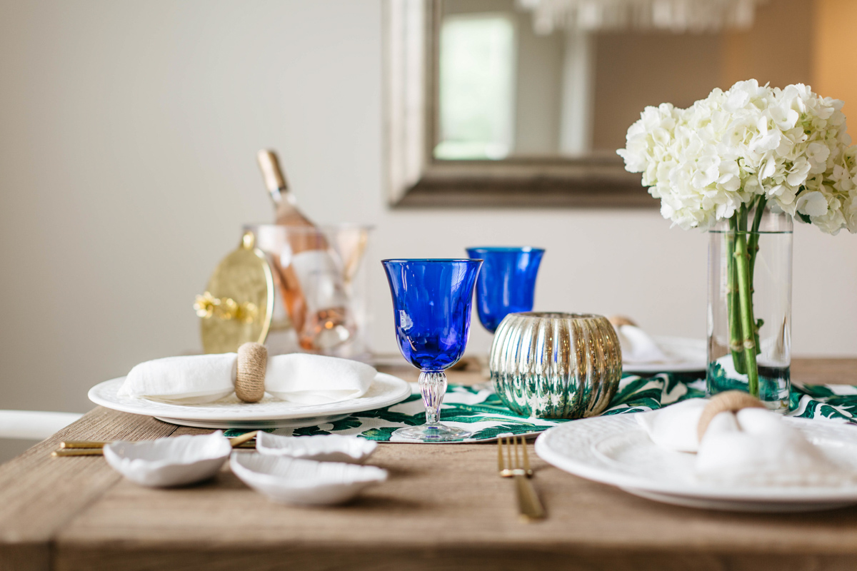 Summer Dining Table Decor Summer Dining Table Decor | Aerin Lauder X Williams Sonoma