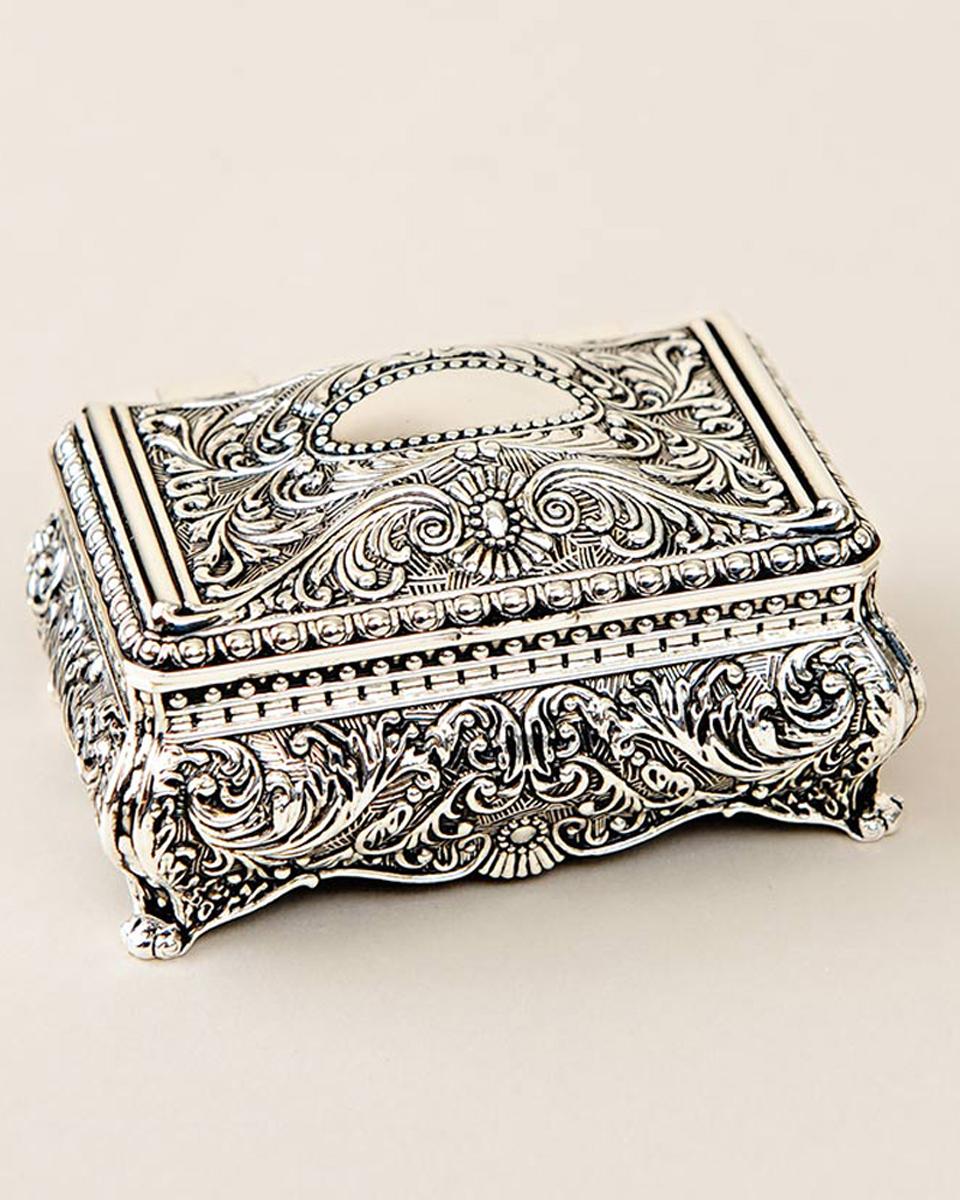 Ornate Jewellery Box : ornate, jewellery, Ornate, Jewelry