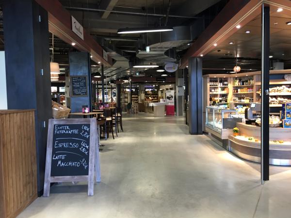 Rindermarkthalle er Hamborgs svar på Torvehallerne. Ligger i Skt. Pauli og har mange gode restauranter.