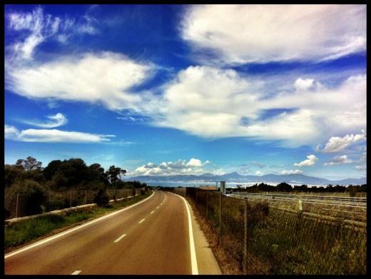 Cykeltur på Mallorca