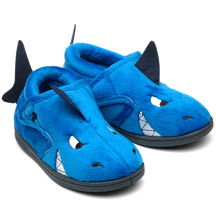 9bdc8a56 Chipmunks Sharky Slippers