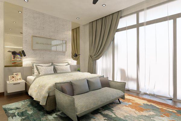 04 Master Bedroom View 1 Rev2