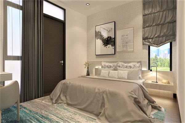 07 Bedroom 1 - Bedhead