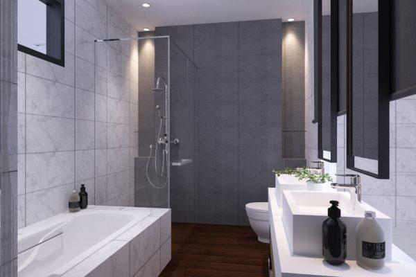 14 guest bathroom