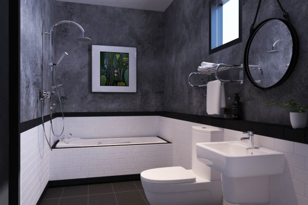 31 bedroom 2 bathroom_option 2