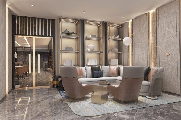 DB3 VIP Lounge