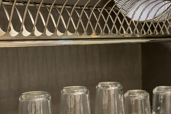 Kitchen Set 03-Stainless Steel Dish Rack2