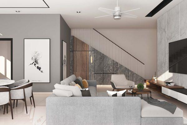 living staircase V4a