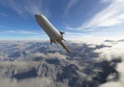 MARVEL Hobby Rocket (trim fins)2