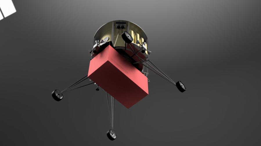 Moon Lander SABCA v17_R4D
