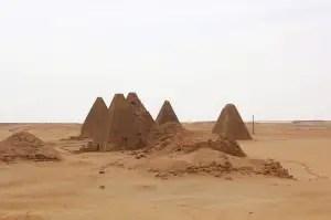 Jebel Barkal Sudan