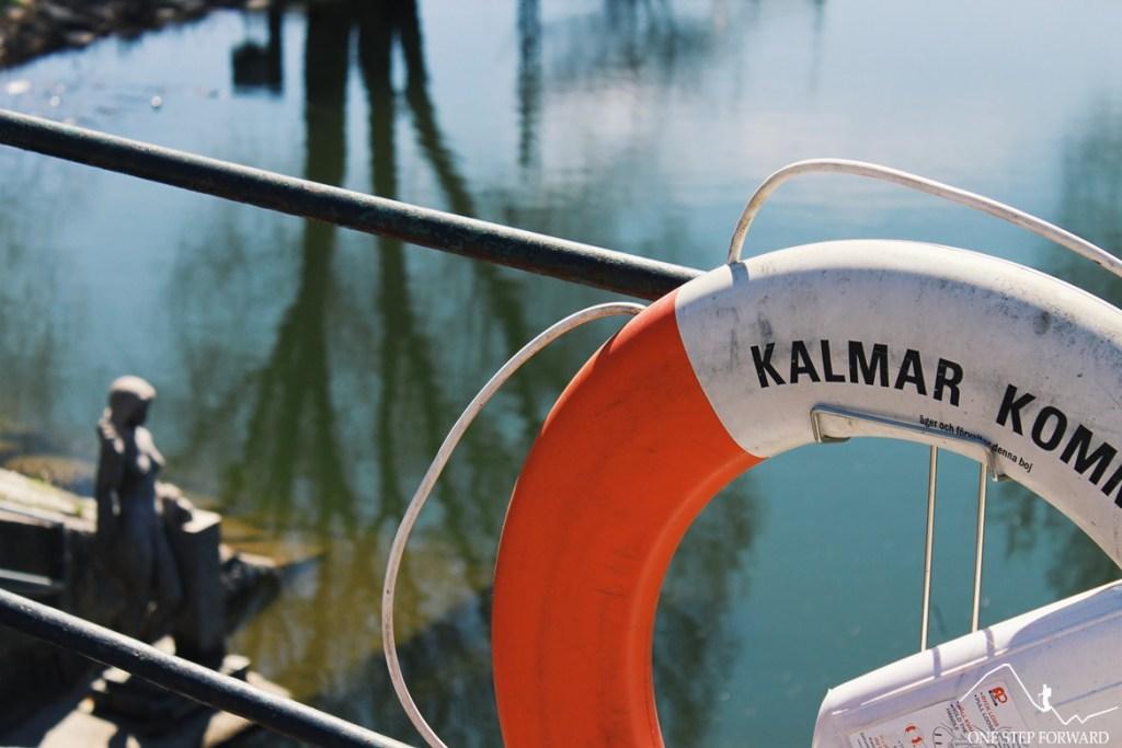 Koło ratunkowe w Kalmar