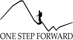 Logo One Step Forward - 300px