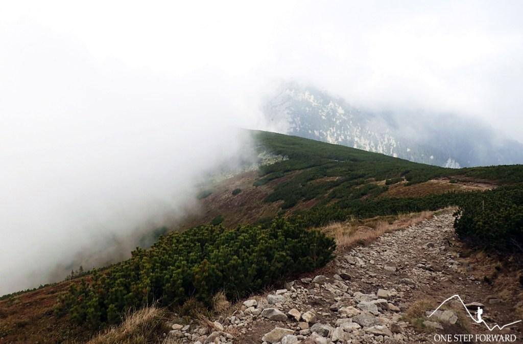 Grzbietem Ornaku - Tatry Zachodnie