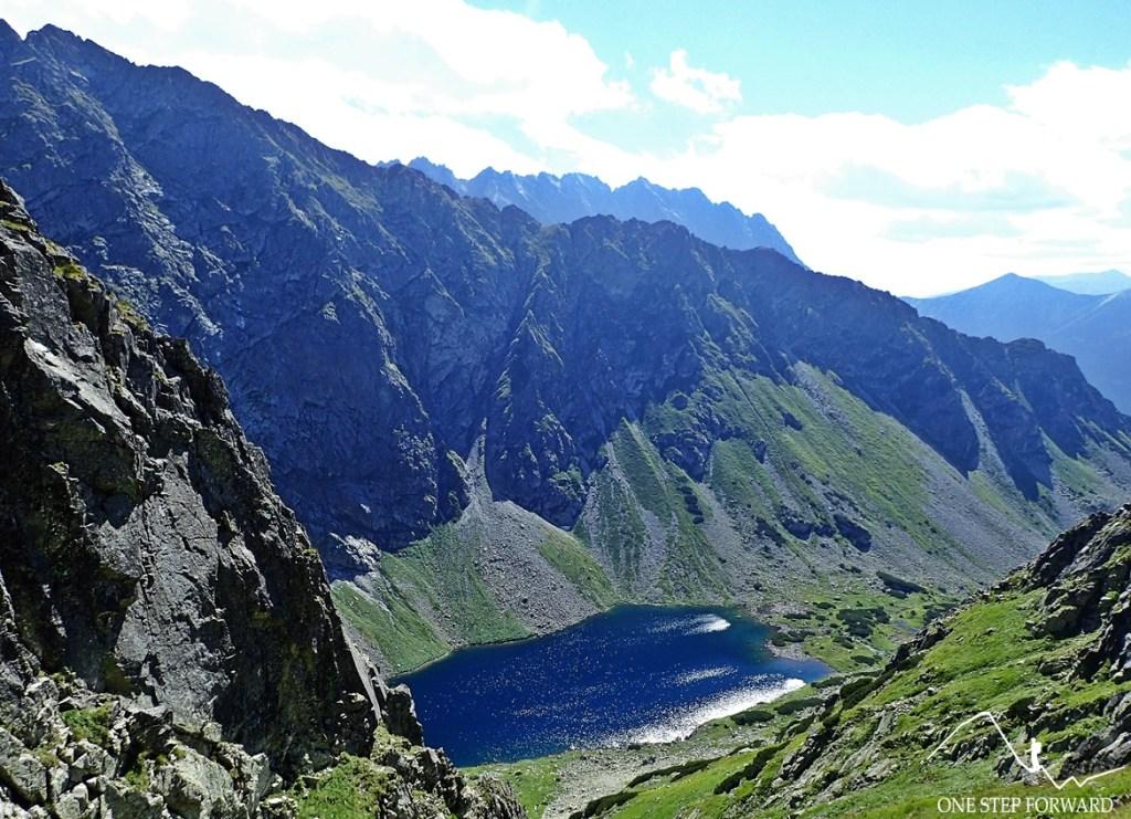 Wrota Chałubińskiego - widok na Tatry Słowackie