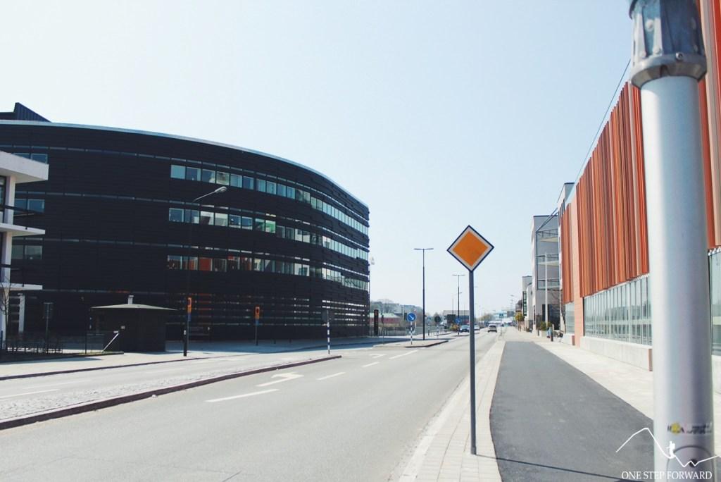 Malmo - architektura