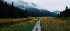 Wielka Polana Małołącka w Tatrach Zachodnich
