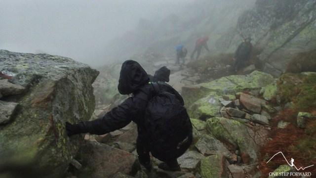 Zejście ze Świnicy - Tatry Wysokie