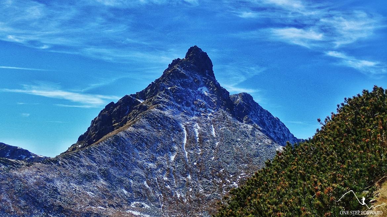 Rohacz Ostry (2088 m n.p.m.) - słowacki Matterhorn
