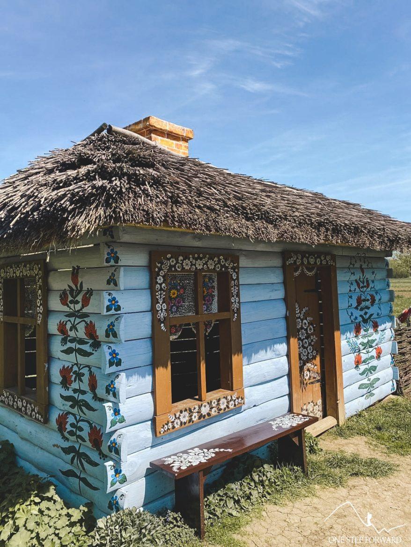 Kolorowa wieś w Małopolsce - Zalipie