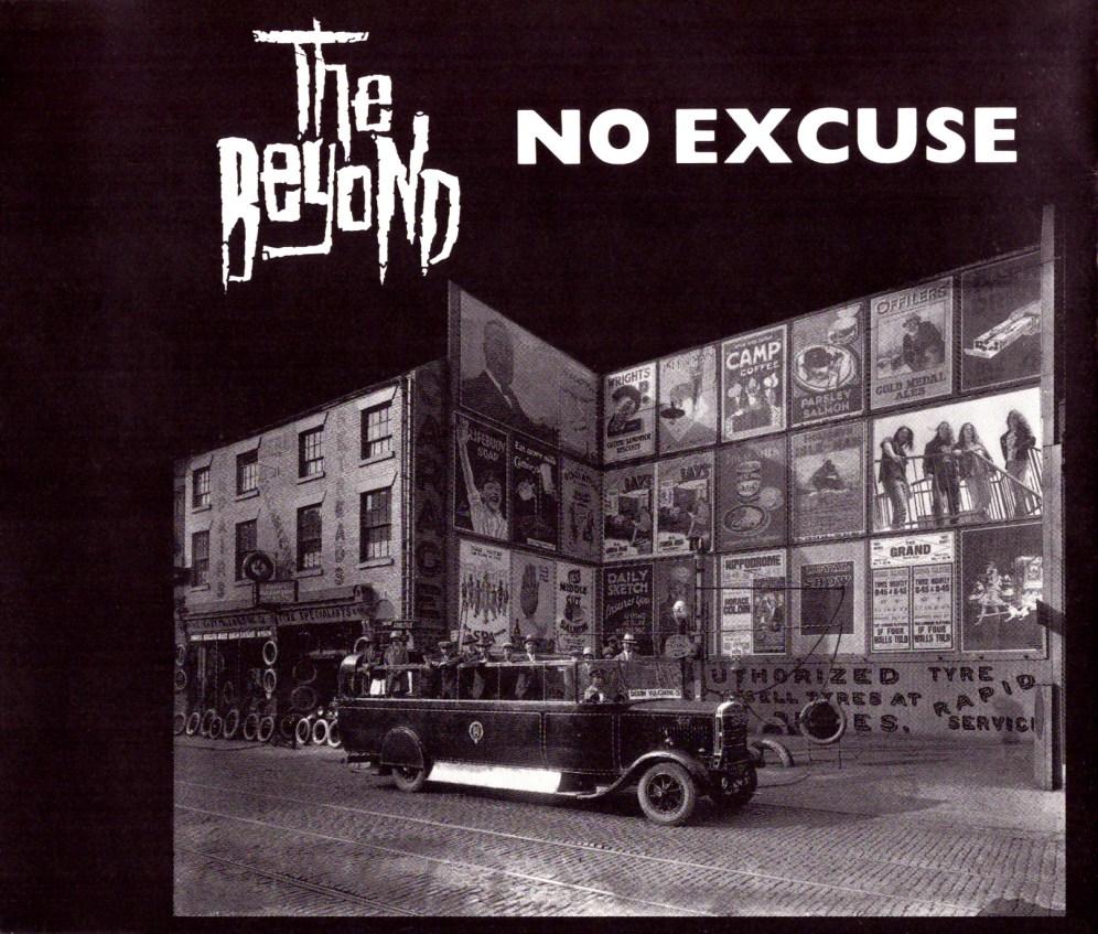 No Excuse cover