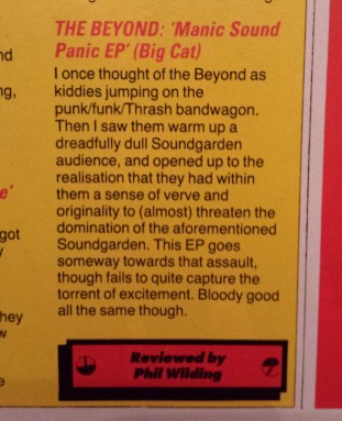 Manic Sound Panic