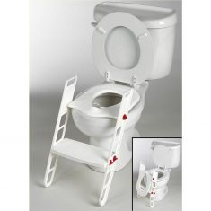Primo Freedom Trainer Potty Training Step Seat - One Stop Bedwetting