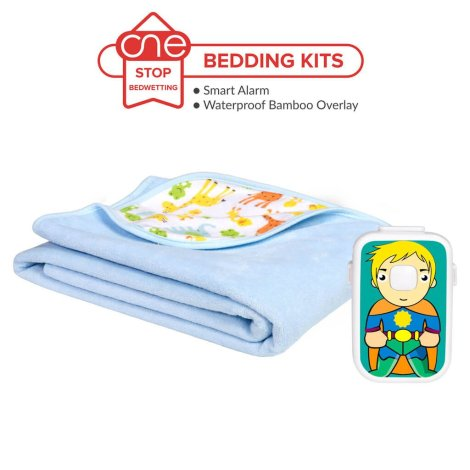 Smart Bedwetting Alarm Bedding Kit - One Stop Bedwetting
