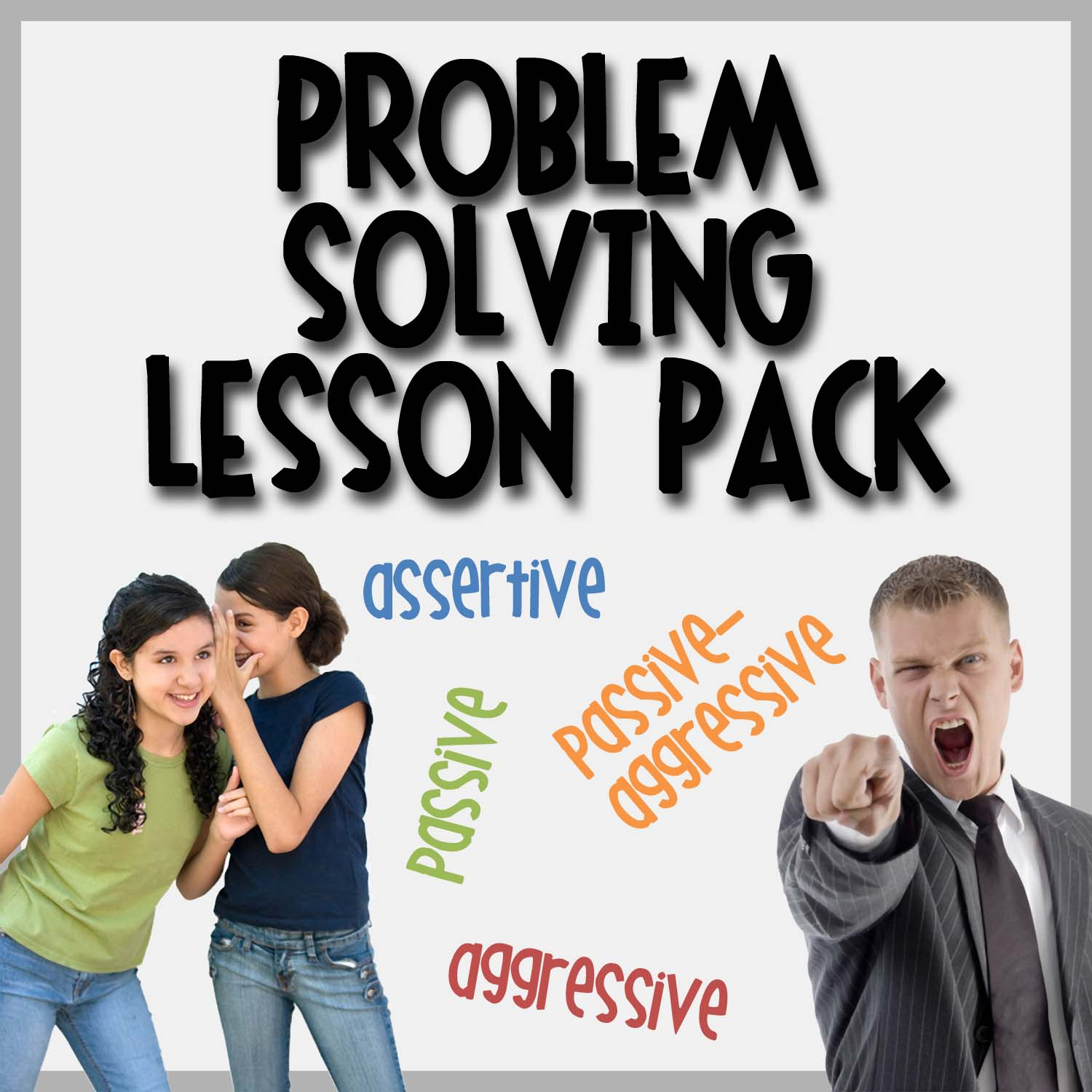 New Product Problem Solving Lesson Pack