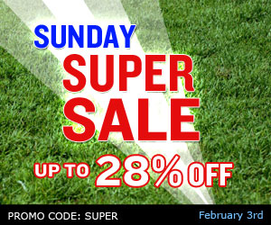 Sale :: Super Sunday!
