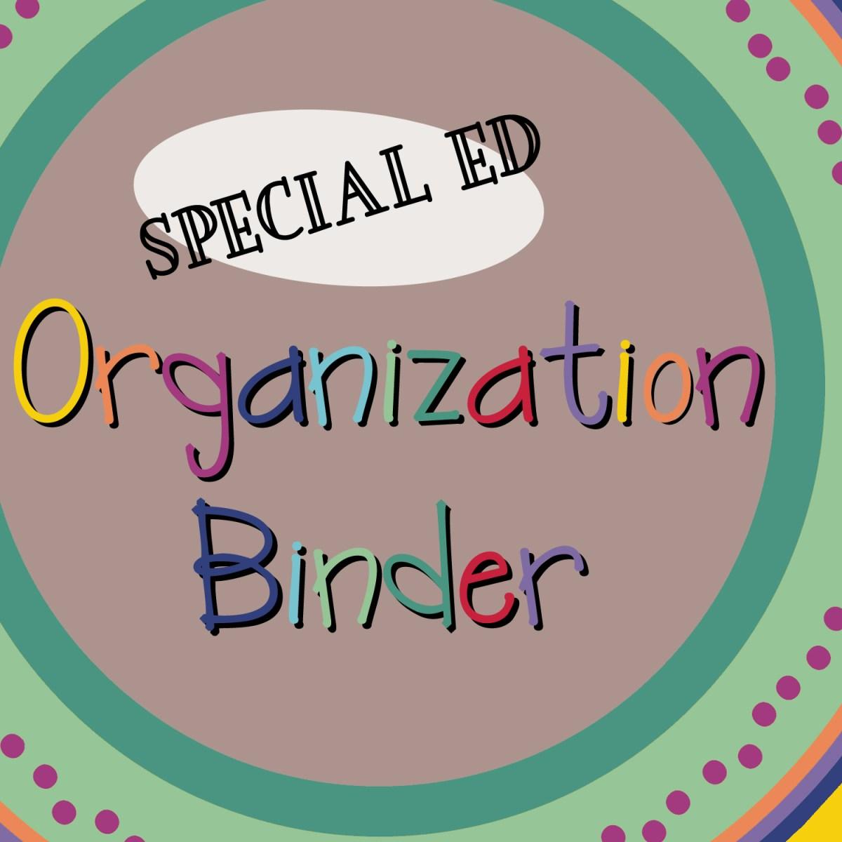 Organization Binder :: Group Organizer & User Name