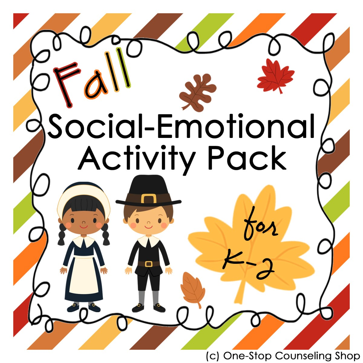 New Product :: Fall Social-Emotional Activity Pack