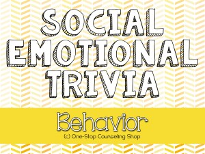 Behavior Trivia