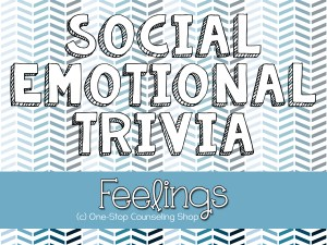 Feelings Trivia Game