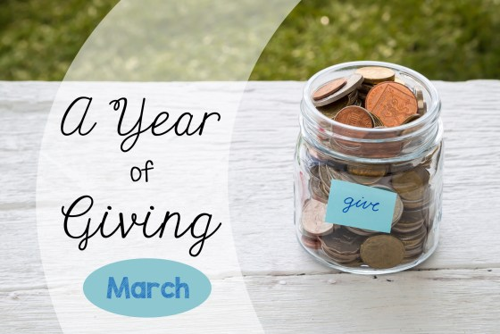 A Year of Giving