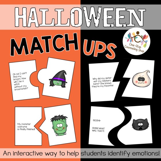 Halloween Emotion Puzzles