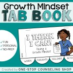 Growth Mindset Tab Book