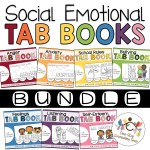 Social-Emotional Tab Book Bundle