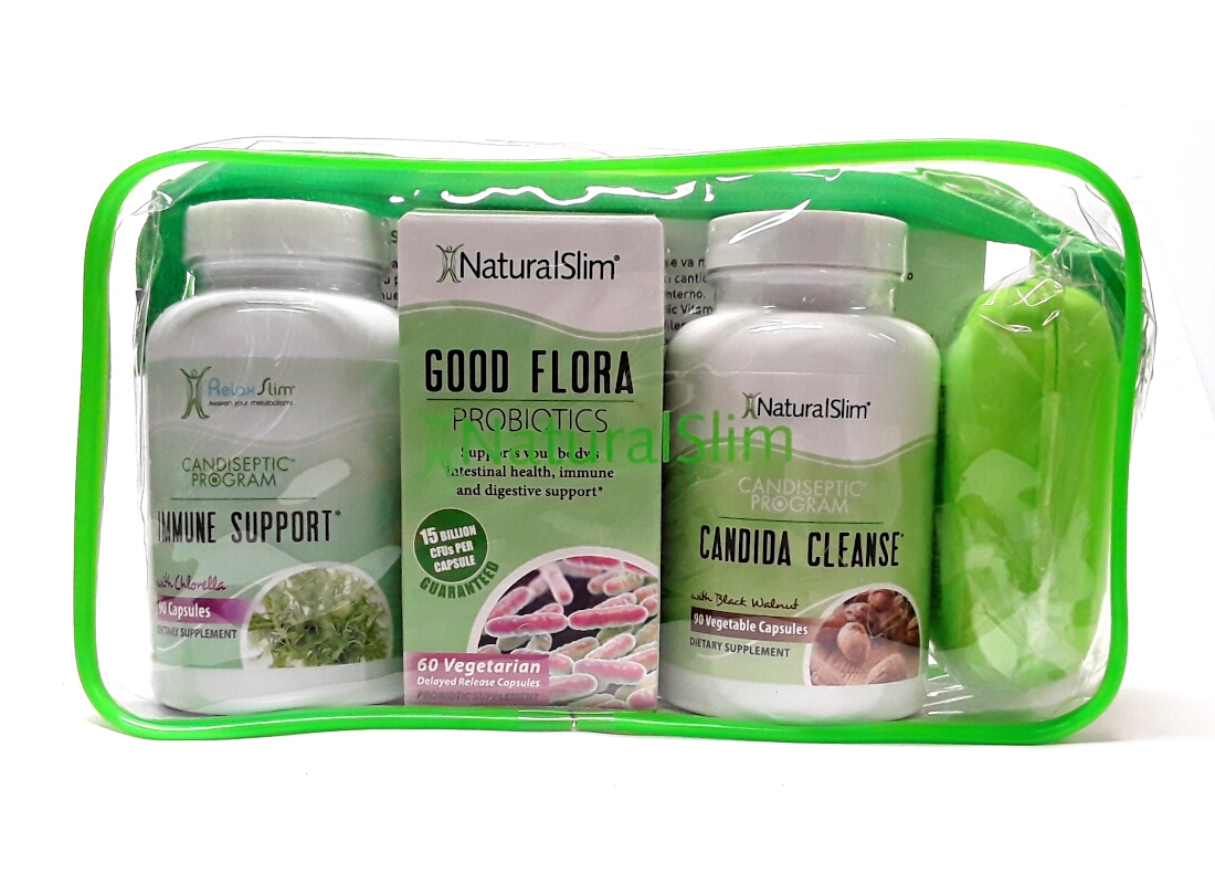 Natural Slim Candiseptic Kit - One Stoppe Shoppe...