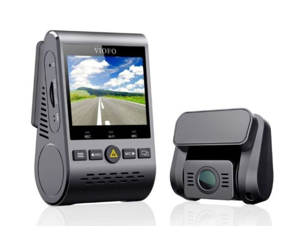 Viofo A129 Car Dash Camera with GPS