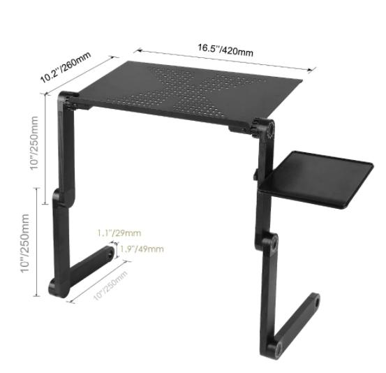 Laptop Desk Measurements, One Stop Shop Galore