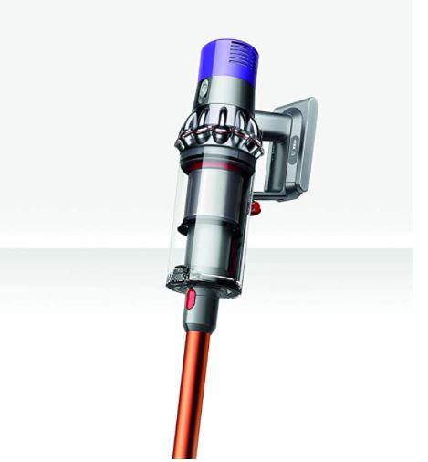 Dyson Vacuum Cleaner Controls