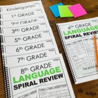 Daily Grammar Practice: A Spiral Review System