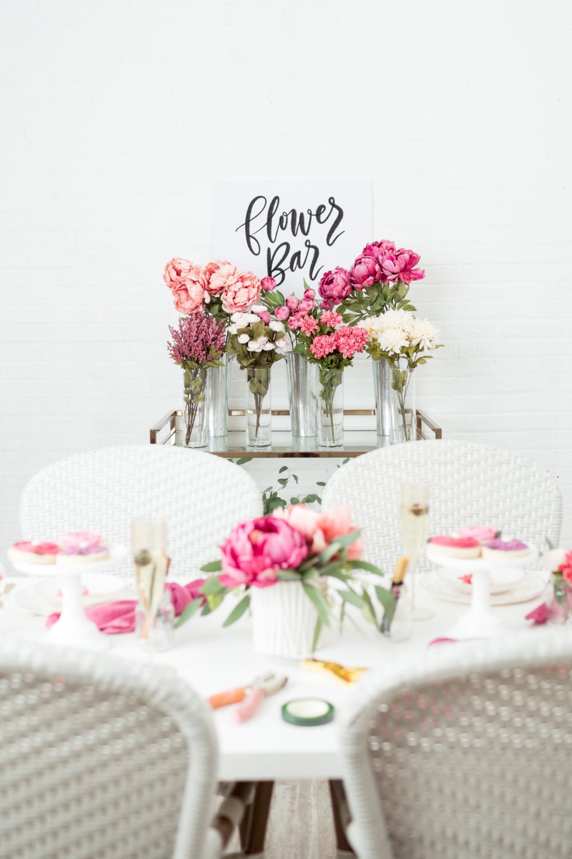 love is blooming diy