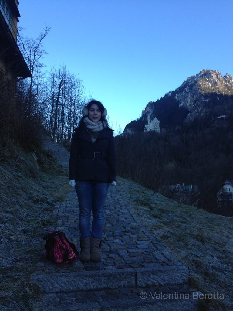 io castello neuschwanstein
