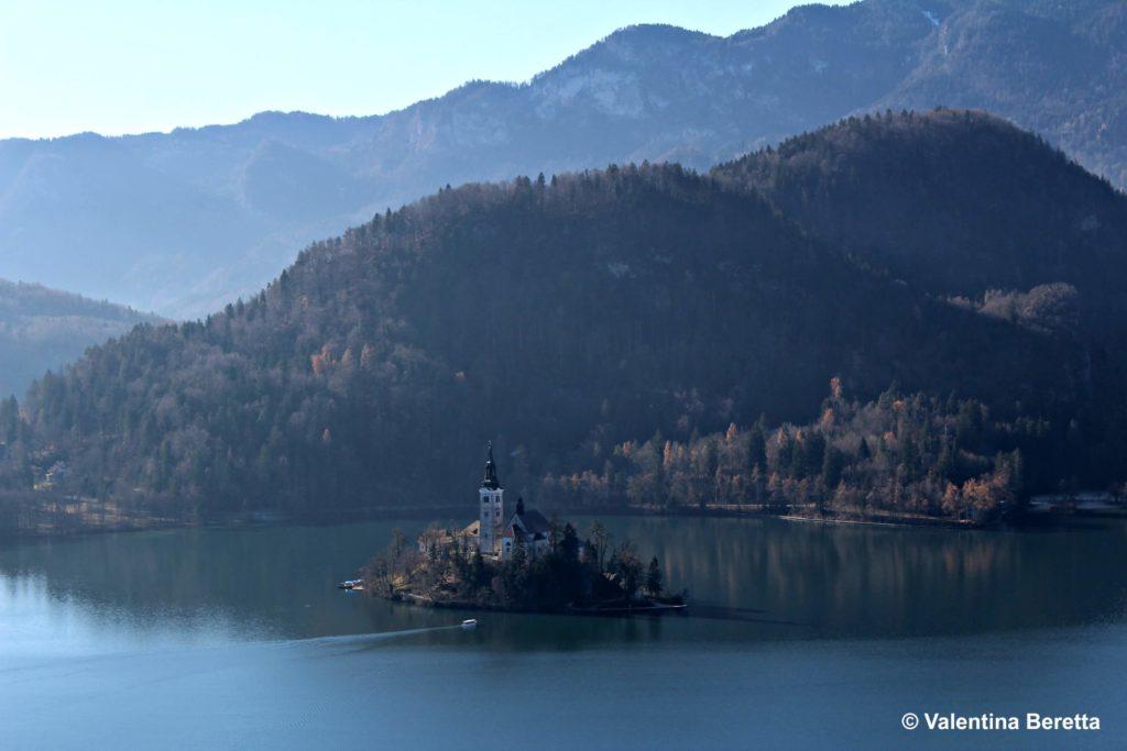 lago bled isola