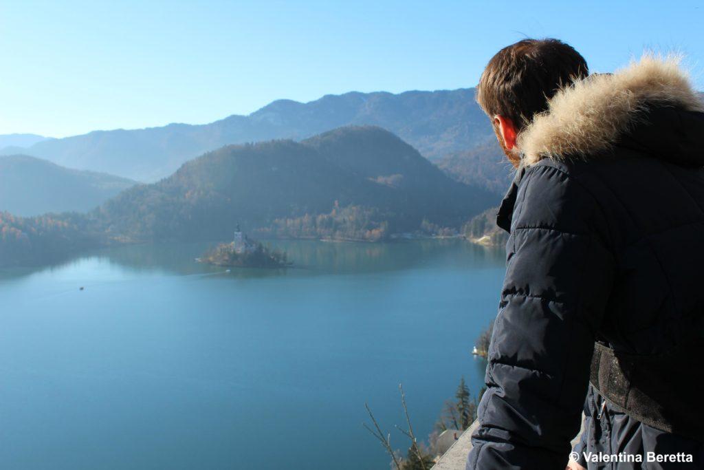 vista lago bled